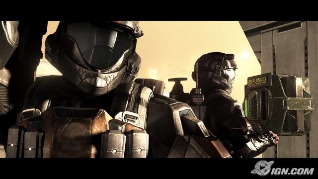 Foto de Halo 3: ODST [E3 2009] (17/23)