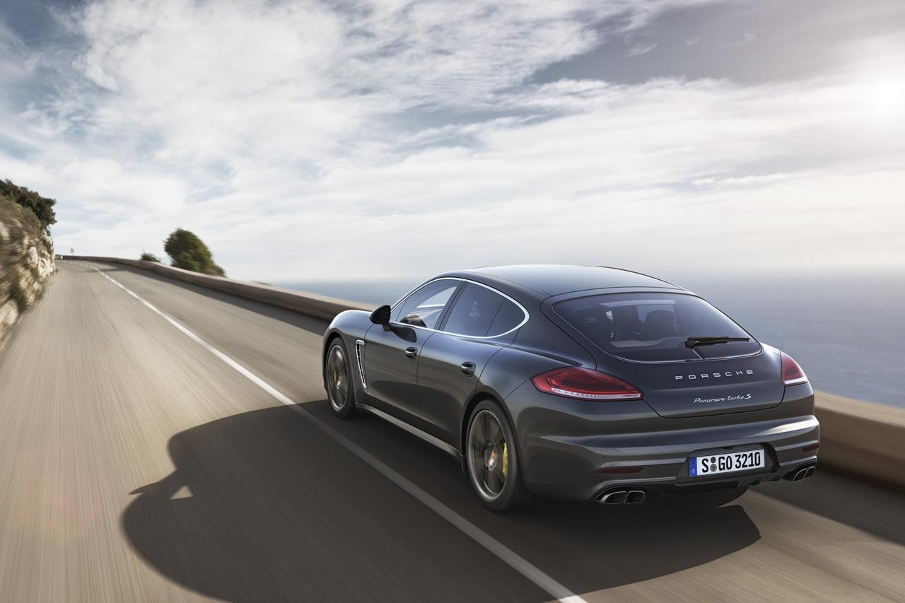 Foto de Porsche Panamera Turbo S 2014 (4/5)