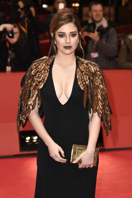 Blanca Suárez enamora en la Berlinale con un look atrevido pero perfecto