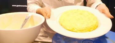 Cómo hacer la tortilla de Betanzos según Carmen Carro, maestra absoluta de la jugosidad