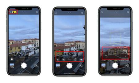 Camara Iphone 11 Pro Aplicacion