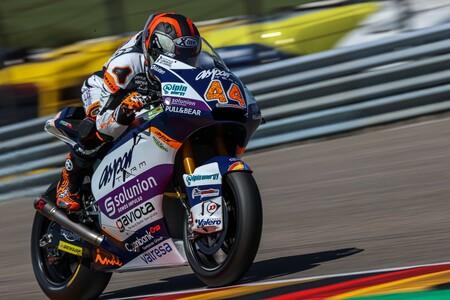 Canet Alemania Moto2 2021