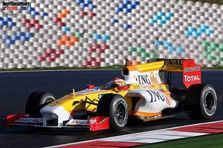 ¿Problemas con el nuevo Renault R29?