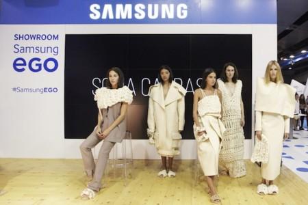 Sonia Carrasco sobrepasa la barrera entre moda y tecnología con su Fashion Film en MBFW Madrid