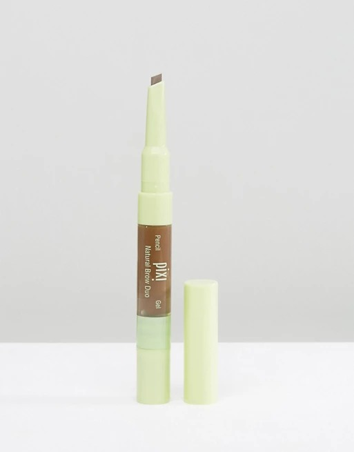 Dúo de lápices para cejas Natural de Pixi