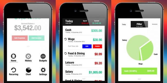 Gestores de contabilidad para iPhone - 2
