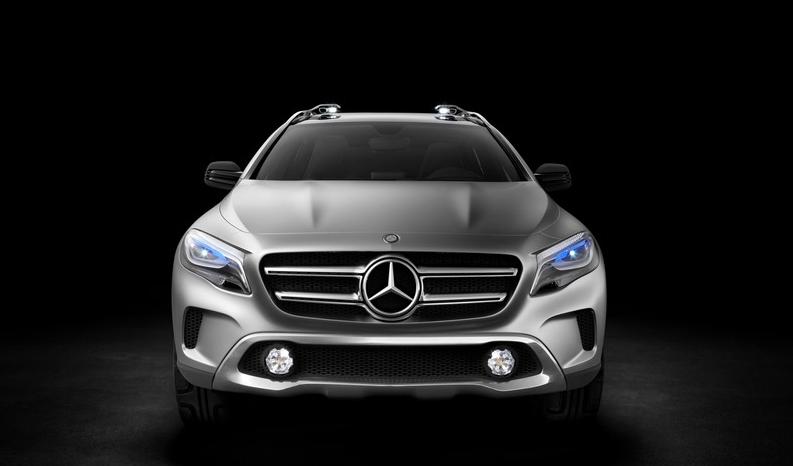 Foto de Mercedes-Benz GLA Concept (7/12)