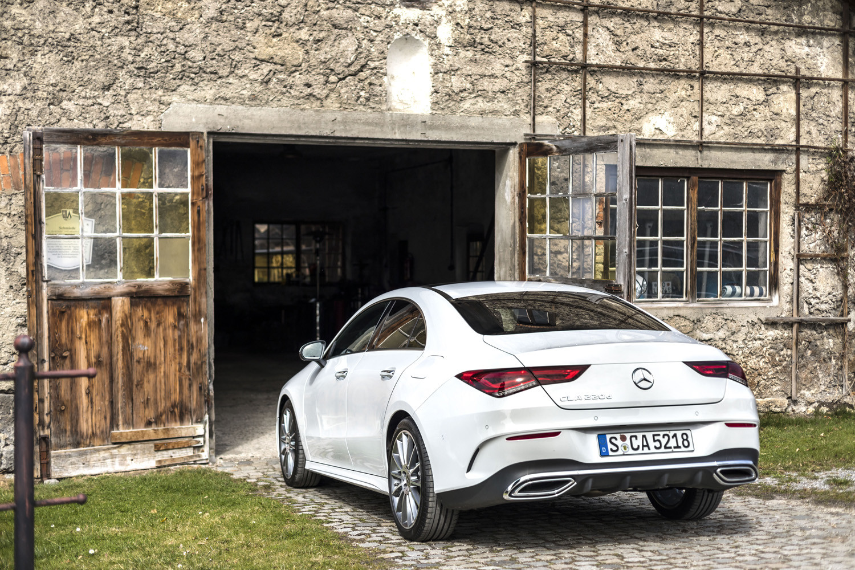 Foto de Mercedes-Benz CLA Coupé 2019, toma de contacto (98/248)