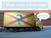 La Agrupación Nacional de Transportes anuncia un paro indefinido a partir del 4 de Febrero