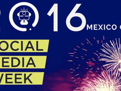Preparan en Ciudad de México segunda edición de Social Media Week