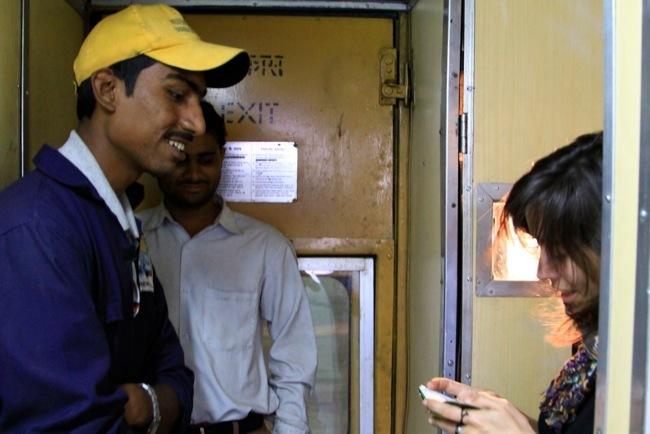 Foto de Caminos de la India: tren (13/13)