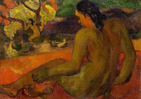 El Museo Thyssen nos traslada a lugares exóticos de la mano de Gauguín