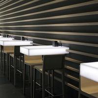 La iluminación, aspecto clave en el proyecto de interiorismo de la cervecería Islia en A Coruña