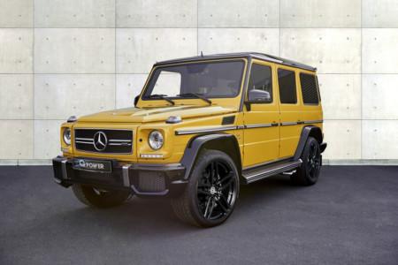 G-Power lleva el Mercedes-AMG G 63 hasta los 645 CV