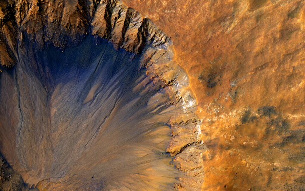 Marte lleva