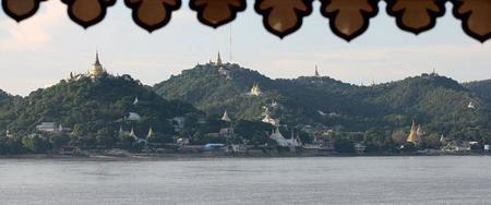 Myanmar con el 'Orcaella', un viaje de cuento