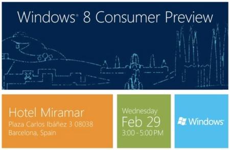 Windows 8 Consumer Preview, te lo contamos desde su presentación