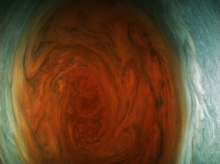 Jupiter Red Spot New 2
