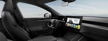 Tesla anuncia la mayor renovación de su Model S: un interior con menos botones, más pantallas y más espectacular