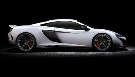 """El McLaren 675LT cuelga el cartel de """"todo vendido"""""""
