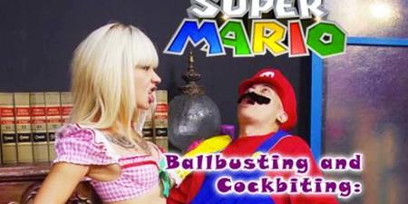 Super Mario Ballbusting