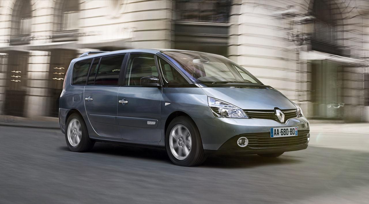 Foto de Renault Espace 2012 (7/13)