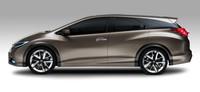 Honda en el Salón de Ginebra: Civic Tourer Concept, NSX Concept y CR-V 1.6 i-DTEC