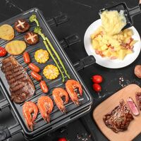 Esta raclette con grill es la aliada perfecta para las barbacoas en familia y hoy la tienes por menos de 50 euros en Amazon