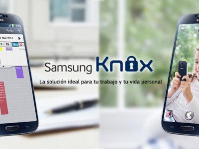 Samsung Knox es la plataforma móvil más segura del mercado, según Gartner