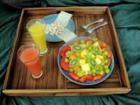 los ingredientes para un desayuno perfecto