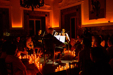 Candlelight En Madrid Conciertos De Musica Clasica A La Luz De Las Velas 7
