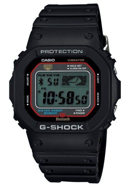 G-Shock ya cuenta con relojes compatibles con iPhone