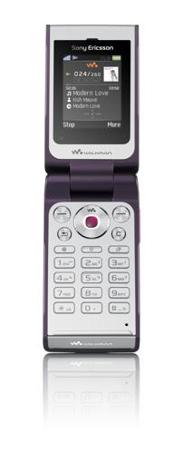 Sony Ericsson W380, más gama Walkman
