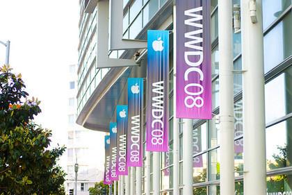 Applesfera está siguiendo la keynote de la WWDC'08 en estos momentos