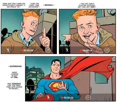 Superman Olsen