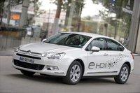 Citroën C5 e-HDi, la versión más ahorradora