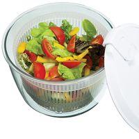 Ensaladas perfectas con la centrifugadora para lechugas Kitchen Craft: ahora cuesta 13,40 euros en Amazon