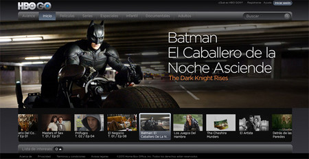 HBO GO ya está disponible en México