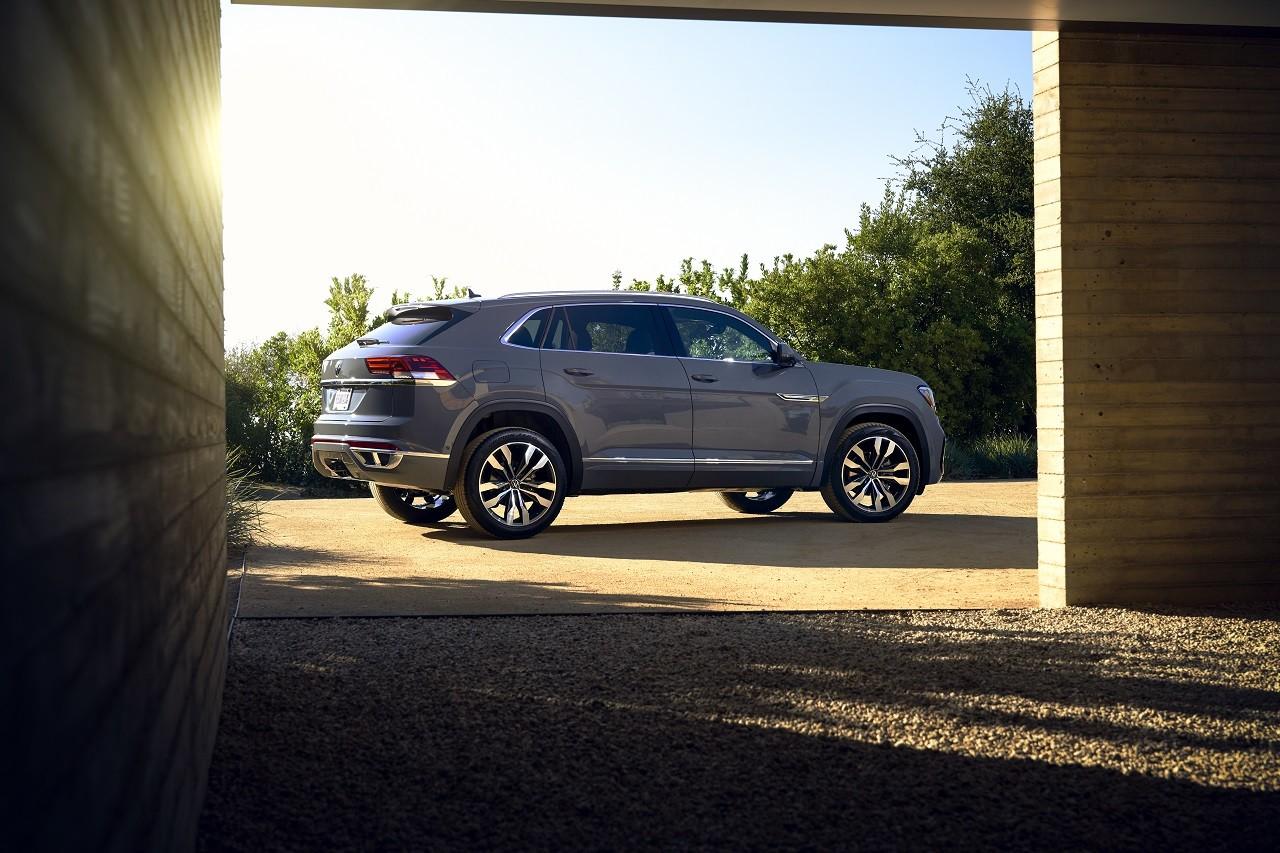 Foto de Volkswagen Teramont Cross Sport (8/14)