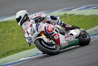 Test Superbike en Jerez: Sylvain Guintoli, Michael van der Mark y el Pata Honda World Superbike