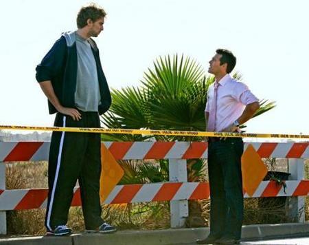 Pau Gasol, perseguido en Los Ángeles