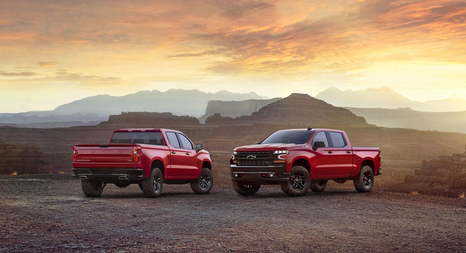 Foto de Chevrolet Silverado 2019 (15/17)