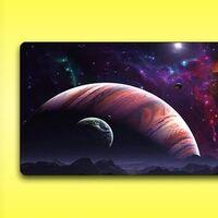 Este mouse pad es perfecto para los amantes del espacio: tamaño extra grande por tan solo 128 pesos en Amazon México