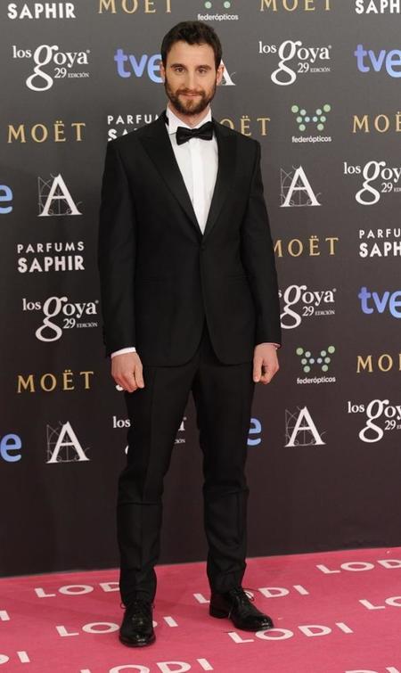 Los actores españoles se visten de smoking en la Gala de los Premios Goya
