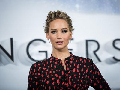 Jennifer Lawrence y Chris Pratt una pareja muy galáctica en Londres