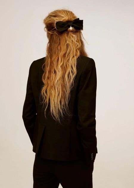 Peinado Con Lazo De Chiara Ferragni
