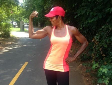 Ellen Ector: Entrenadora y muy en forma a sus 63 años