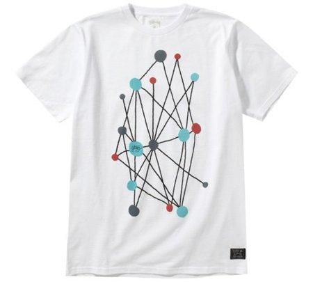 Cody Hudson diseña una colección de camisetas para Stüssy