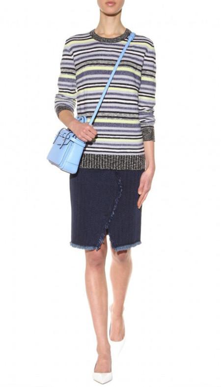 Isabel Marant faldas primavera moda 2014