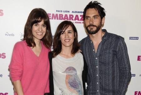 'Embarazados' | Hablamos con Paco León, Alexandra Jiménez y Juana Macías